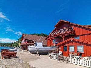 Holiday Home Ålo, Apartmanok  Søgne - big - 25