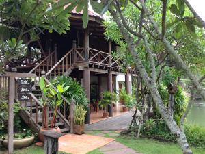 Thajská vila
