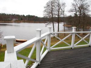 Five-Bedroom Holiday home in Örkelljunga, Prázdninové domy  Åsljunga - big - 39