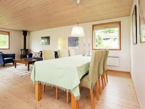 Holiday Home Havrevej, Holiday homes  Strandlyst - big - 9