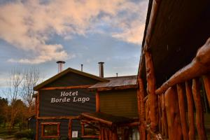 Hotel Borde Lago, Hotels  Puerto Varas - big - 39