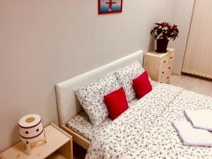 NW Port, Hostels  Saint Petersburg - big - 9