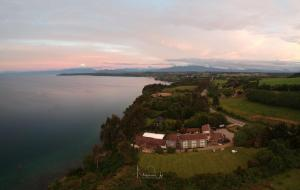 Hotel Borde Lago, Hotely  Puerto Varas - big - 30