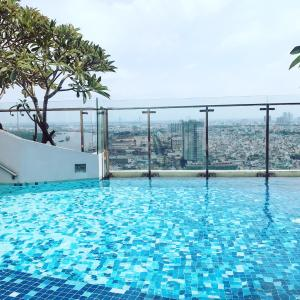 T&T Apartment - Icon56 Rooftop Pool, Apartments  Ho Chi Minh City - big - 33