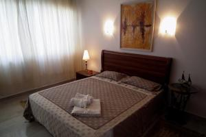 Sandy Beach Apartment 13, Apartments  Voroklini - big - 40