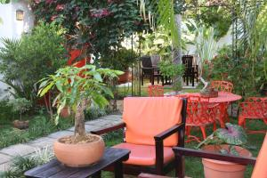 La Posada del Arcangel, Bed & Breakfast  Managua - big - 104