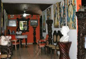 La Posada del Arcangel, Bed & Breakfast  Managua - big - 105