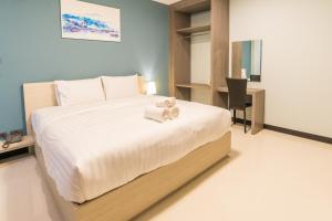The Phu View at Aonang, Отели  Ао Нанг Бич - big - 9