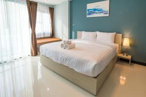 The Phu View at Aonang, Отели  Ао Нанг Бич - big - 11