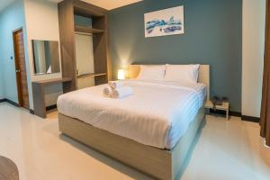The Phu View at Aonang, Отели  Ао Нанг Бич - big - 14