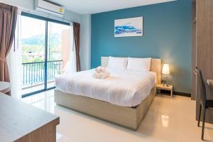 The Phu View at Aonang, Отели  Ао Нанг Бич - big - 19