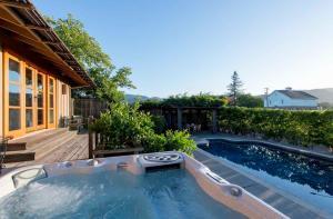 430 Pratt Avenue Villa Villa, Ville  Krug - big - 5