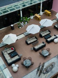 Tune Hotel klia2, Airport Transit Hotel, Hotels  Sepang - big - 116