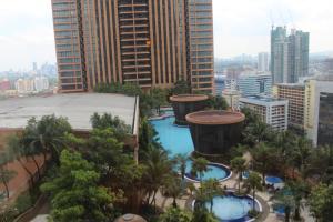 Best Apartment at Times Square, Ferienwohnungen  Kuala Lumpur - big - 36