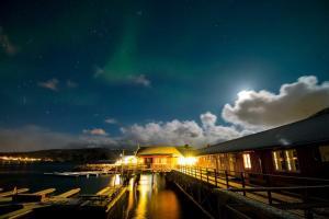 Lofoten Rorbuopplevelser, Holiday homes  Leknes - big - 40