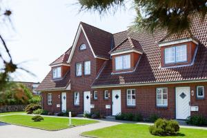 Landhaus Wiesenweg, Case vacanze  Wenningstedt - big - 25