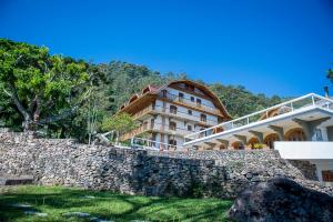 Hotel Fazenda Saint Claire, Hotels  Campos do Jordão - big - 24