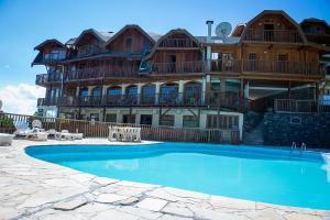 Hotel Fazenda Saint Claire, Hotels  Campos do Jordão - big - 1