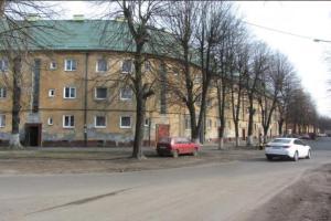 Apartment on Pavlika Morozova 100