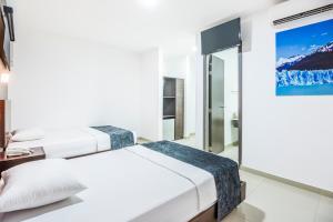 Ribai Hotels Santa Marta, Hotels  Santa Marta - big - 7