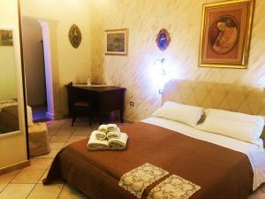 B&B Casa Alba Salentina, Bed & Breakfast  Porto Cesareo - big - 40