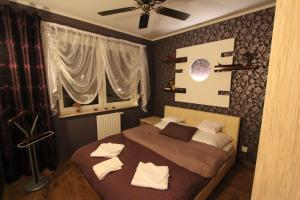 Apartament Toruń, Apartments  Toruń - big - 11