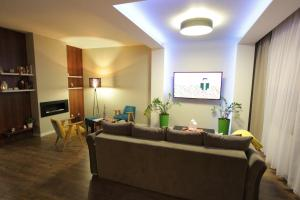 Apartament Toruń, Apartments  Toruń - big - 26