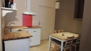 appartement des Alpes, Apartmanok  Le Bourg-d'Oisans - big - 2
