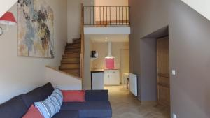 appartement des Alpes, Apartmanok  Le Bourg-d'Oisans - big - 3