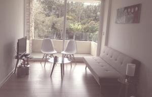 Lomas de Papudo III, Apartmány  Papudo - big - 16