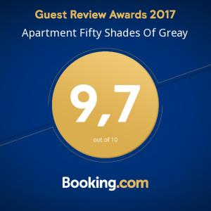 Apartment Fifty Shades Of Greay, Apartmanok  Zágráb - big - 16