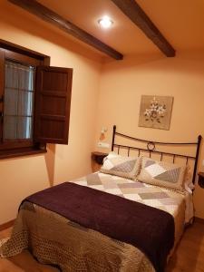 Apartamentos Rurales Casa Pachona, Апартаменты  Пуэрто-де-Вега - big - 52
