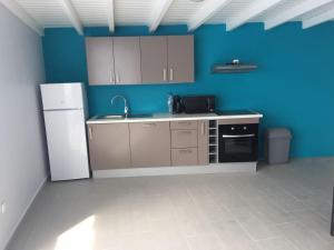 Le Domaine Turquoise, Апартаменты  Le Moule - big - 20
