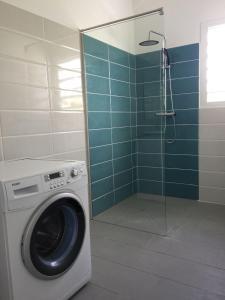 Le Domaine Turquoise, Апартаменты  Le Moule - big - 18