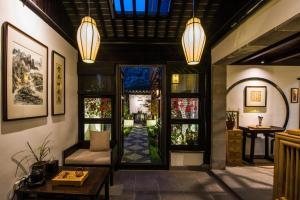 Tonglibanmu Xinyuan Guest House, Penziony  Suzhou - big - 55