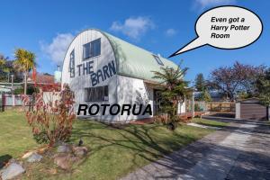 The Barn in Rotorua New Zealand