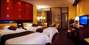 Western Royal Palace Hotel, Hotely  Chengdu - big - 9