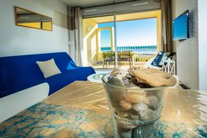 Résidence de Tourisme l'Albatros, Apartmány  Palavas-les-Flots - big - 39