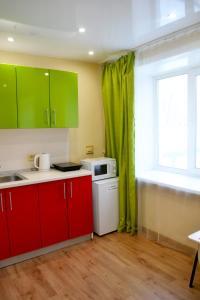 Apartments Leningradskiy 11, Apartmanok  Habarovszk - big - 4