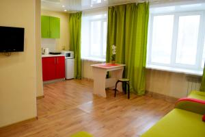 Apartments Leningradskiy 11, Apartmanok  Habarovszk - big - 2