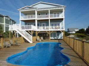 Nothing Could Be Finer, Ferienhäuser  Holden Beach - big - 4