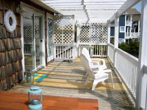 Porpoise-3, Prázdninové domy  Holden Beach - big - 13