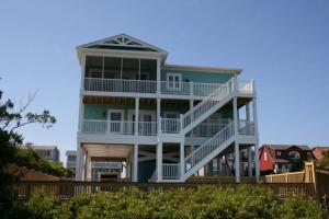 Ruffin-It, Holiday homes  Holden Beach - big - 5