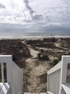 Sandy Shores, Ferienhäuser  Holden Beach - big - 11