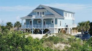 Nothing Could Be Finer, Holiday homes  Holden Beach - big - 1