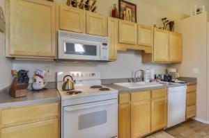 Powder Village K1 Apartment, Apartmanok  Sunriver - big - 13