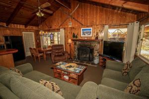 Oriole Cottage #621, Дома для отпуска  Биг-Беар-Лейк - big - 4