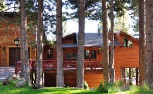 Lodgepole Drive Holiday Home, Holiday homes  Incline Village - big - 12
