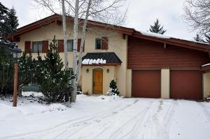 Cascade Area Chalet, Holiday homes  Vail - big - 29