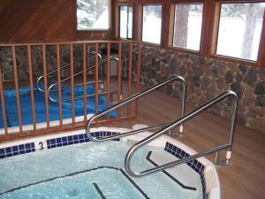 Courchevel 52, Ferienwohnungen  Mammoth Lakes - big - 14